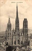CPA 76 ROUEN  la cathédrale