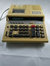 Vintage SHARP Compet CS-1191 Electric Calculator Fully Functional Korean Made