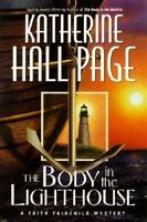 Page, Katherine Hall   The Body in the Lighthouse   US HCDJ 1st/1st NF