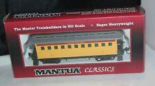 Mantua HO Scale Passenger Car #715110 Union Pacific 1890 Combine