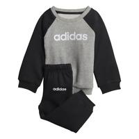 Adidas Kids Set Linear Fleece Jogger Terry Athletics Fashion Infant Boys DV1266