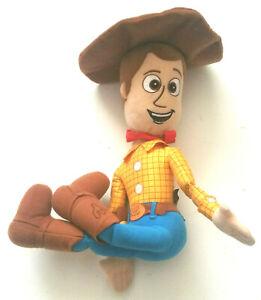 Toy Story 4 Woody Plush Toy Disney Pixar 45cm Tall.