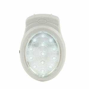 HOT 13-LED Rechargeable Home Emergency Automatic Power Failure Outage Light Lamp