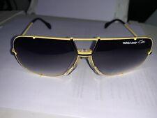 Cazal 902 Targa Yellow Oversized Sunglasses
