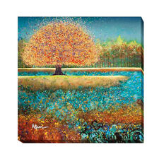 Jewel River by Melissa Graves-Brown Oversize Gallery-Wrapped Canvas Giclee Art