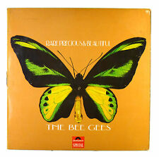 """12"""" LP-the Bee mon-rare, precious & Beautiful-c1321-washed & cleaned"""