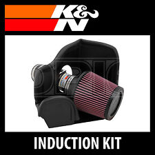 K&N 69 Series Typhoon Car Air Intake System - Fits Mazda 3 2.5L - 69-6013TTK