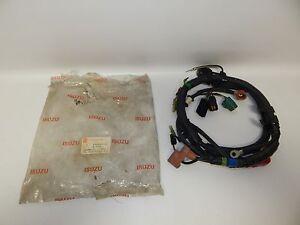 New OEM 1991 Isuzu Impulse Stylus Positive Battery Cable Wire Harness Negative
