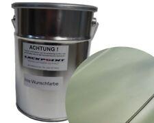 1 Litre 2K peinture voiture RAL 6003 Vert Olive Mat Sans durcisseur & Dilué