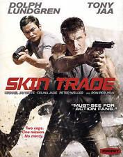 Skin Trade BRAND NEW BLU-RAY (Dolph Lundgren, Tony Jaa, Ron Perlman)