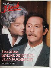 NOUS DEUX Flash - Simone Signoret/Jean Rochefort - Kim Harlow - Bernard Buffet