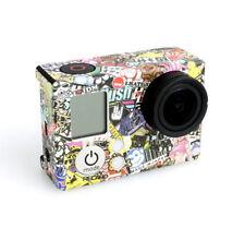JDM Graffiti Wrap Body Decal Skin Sticker Protector for GoPro Hero 3 3+ Camera