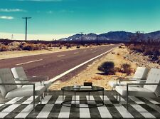Route 66 Photo Wallpaper Wall Mural Decor Paper Poster Free Paste