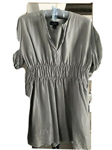 Witchery Silk Top Rare Size 6