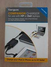Targus APD34US Companion Charger for HP or Dell laptops - New, Sealed