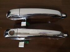 2 PCS Outside Door Handle Chrome for Chrysler 300C 2005-2010  (Front & Rear LH )