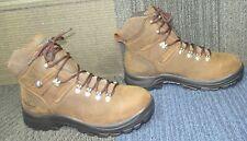 "Mens Thorogood Omni - 6"" Waterproof Safety Toe Work Boot sz 9 EEE ~ Excellent"