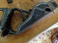 ANTIQUE STANLEY 289 PLANE BODY AND NICKERS  PARTS