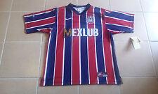 Jersey club guadalajara chivas nike retro 1997 visita manga corta