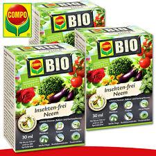 COMPO 3 x 30 ml BIO Insekten-frei Neem