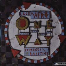 Lack Of Afro - One Way: Remixes & Rarities (2CD - 2012 - UK - Original)