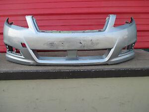 2010 2011 2012 Subaru Legacy Sedan  bumper cover # 604