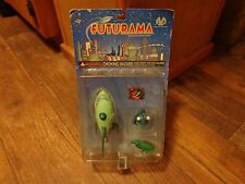 2000 MOORE COLLECTIBLES--FUTURAMA TV SHOW--PLANET EXPRESS SHIP (NEW)