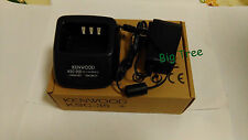 KSC-35 Li-ion Rapid Charger for Kenwood Radio KNB-45L KNB-63L TK-2207 TK-U100