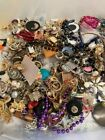 L%40%40KY+HERE%21%C2%A0+HUGE+10LB+LOT+OF+COSTUME+JEWELRY+WEAR+OR+CRAFT+WITH+IT%21%21%21%21%21