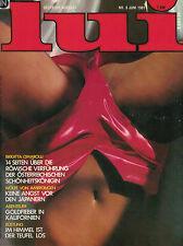 Lui 6,06/1981 Juni,Brigitta Cimarolli, Gabriele, Pamela,...SEHR GUT!