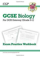 New Grade 9-1 GCSE Biology: OCR Gateway Exam Practice Workbook by CGP Books | Pa