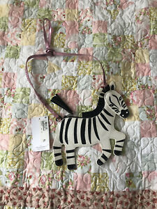M&S Marks and Spencer bnwt Zebra Character Bag