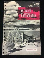 1951 KODAK INFRARED & ULTRAVIOLET PHOTOGRAPHY, KODAK DATA BOOK  4TH EDITION