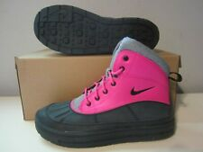 (524876 600) Nike Woodside pink/black sz 7 Youth Girls $90