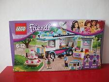 15.1.6.2 NEUF lego Friends 41056 Le camion TV de Heartlake City