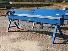 Kantbank 3,14M/1.0 Abkantbank Biegemaschine Abkantmaschine ohne Rollenschere