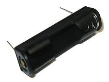 Batteriehalter 1,5V mit Lötanschluß THD/ THT Platine Batterietyp Micro AAA