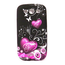 Soft Case For Samsung Galaxy S3 - Flower 3