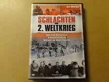 2-DISC DVD / SCHLACHTEN IM 2. WELTKRIEG