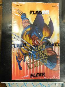 1994 FLEER ULTRA X-MEN SEALED BOX
