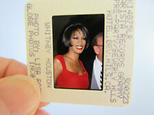 More details for original press photo slide negative - whitney houston - 1999 - n