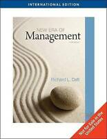 New Era of Management by Richard Daft-ExLibrary