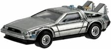 Back to the Future Diecast Rally Cars