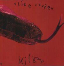 ALICE COOPER - KILLER RED/BLACK SWIRL VINYL  VINYL LP NEUF