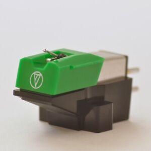 AT95E Audio Technica MM Cartridge & Stylus +Bolts fits Rega,Thorens,Pioneer UK