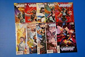 Marvel Comics JANE FOSTER: VALKYRIE #1-10 Thor JASON AARON - AL EWING