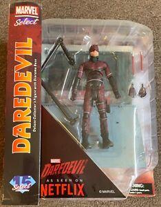Daredevil Marvel Select Action Figure Netflix Daredevil New