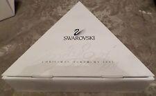 RARE 2001 Empty SWAROVSKI DEALER'S CASE,Storage Box,Holds 12 Christmas Ornaments