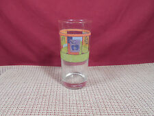 Royal Doulton China Trailfinder Pattern  Highball Glass Tumbler 6 1/4""