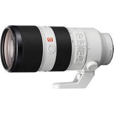 New Sony FE 70-200mm F2.8 GM OSS lens - SEL70200GM